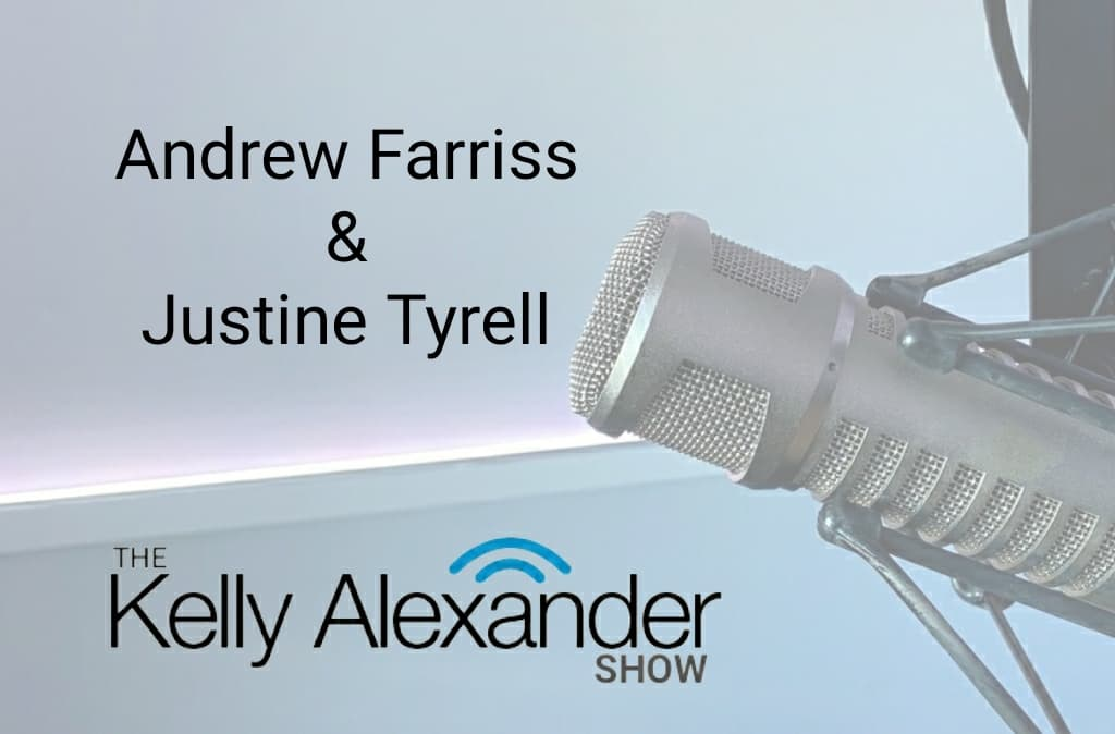 Andrew Farriss and Justine Tyrell – New Music!