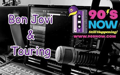 Bon Jovi's Touring Plans.