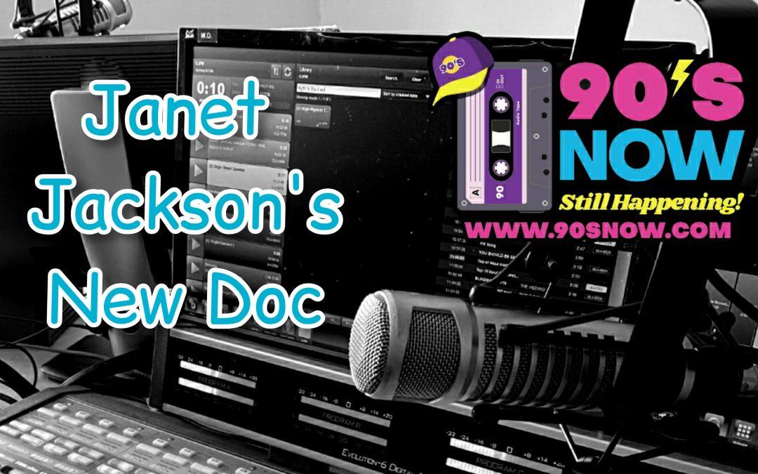 Janet Jackson's New Documentary!