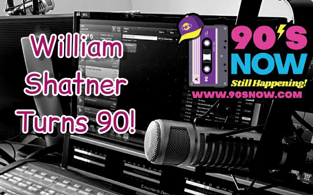 William Shatner Turns 90!