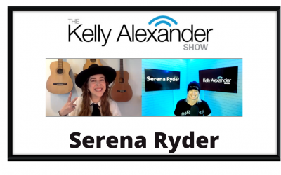 Serena Ryder – The Art Of Falling Apart.