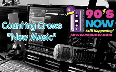 Counting Crows – New Music!