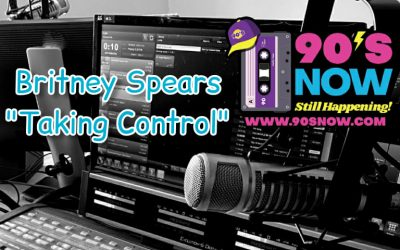 Britney Spears – Taking Control!