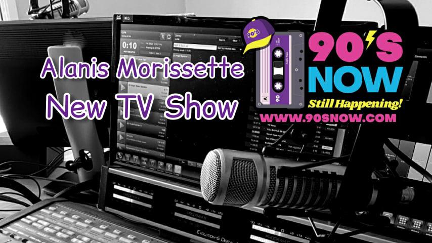 Alanis Morissette – New TV Show!