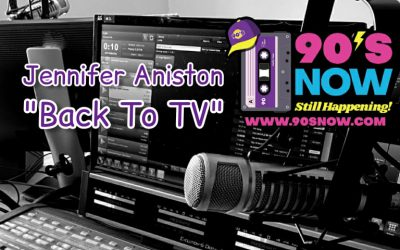 Jennifer Aniston – Back To TV!