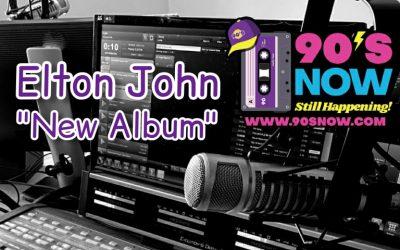 Elton John's New Album!