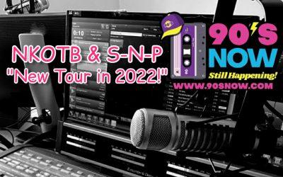 NKOTB and Salt-N-Pepa – New Tour in 2022!