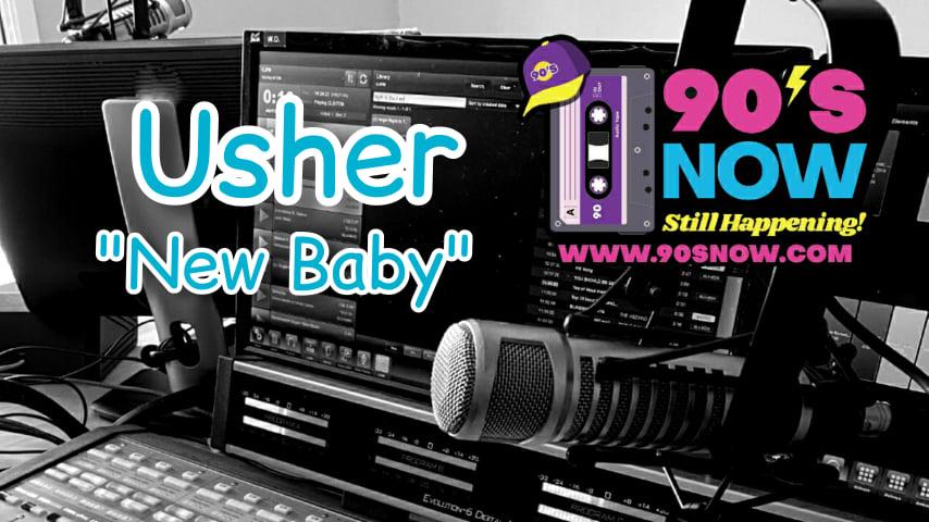Usher's New Baby!